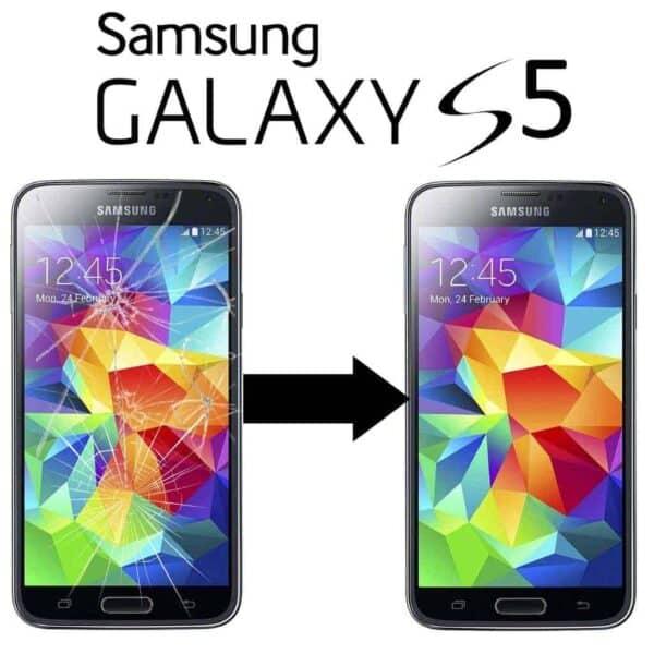 Výměna skla Samsung Galaxy S5