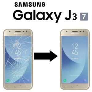 Výměna skla Samsung Galaxy J3 2017