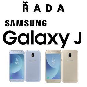 Výměna skla displeje - Řada Galaxy J