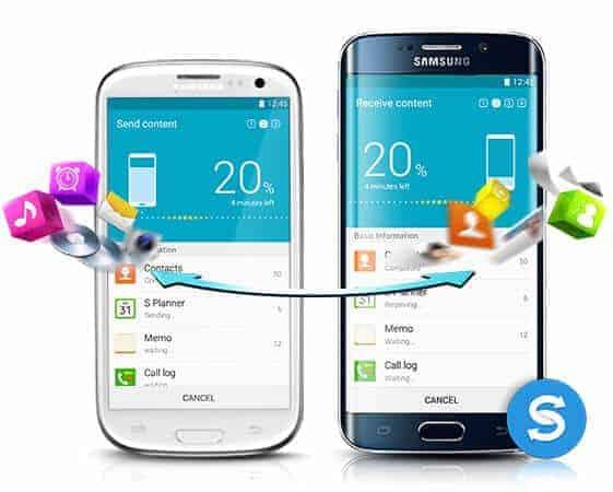 Záloha dat Samsung před odesláním do servisu