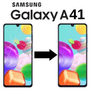 Výměna skla Samsung A41