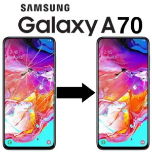 Výměna skla Samsung A70